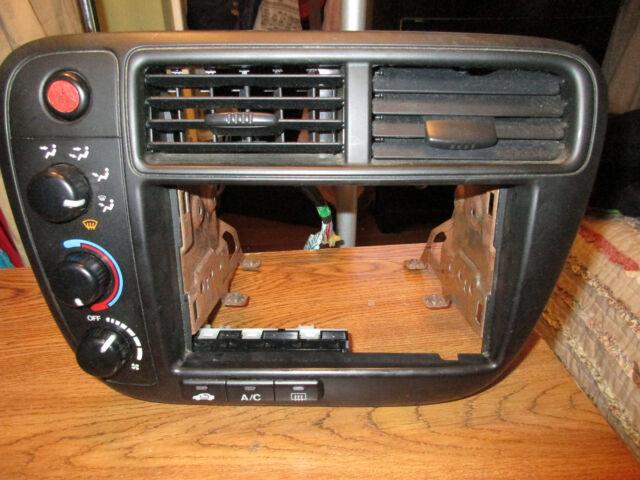 Car Collection On Ebayrhebay: 2000 Honda Civic Radio Bezel Parts At Gmaili.net