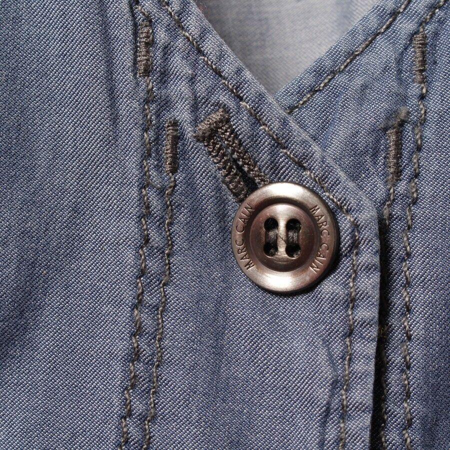 Jeanskleid Sommerkleid blau N2 MARC CAIN Gr 36 jeansblau Kleid Kleid Kleid LUXERY STYLE 82ffce