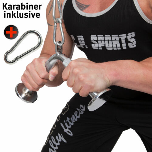 Bizepsgriff Trizeps-Griff  V-Form Trainingshilfe Griff Kraftsport Trainingsgriff