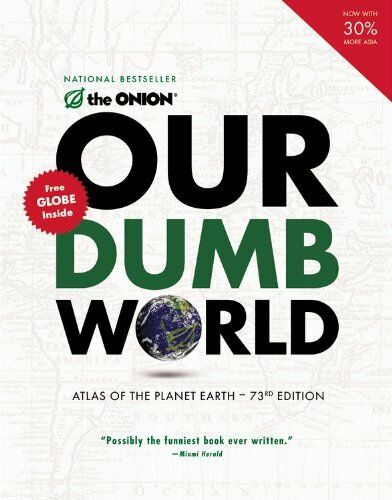1 of 1 - Our Dumb World 0316018430 The Cheap Fast Free Post