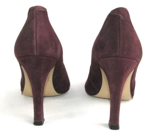 5 Wine Lie All Fat 9 37 Vintage Leather Cm Heels Novità CwtSq