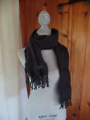 100/% Lambswool Scarf from Kingcraig Brora