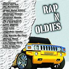 VARIOUS-RAP N OLDIES CD NEW