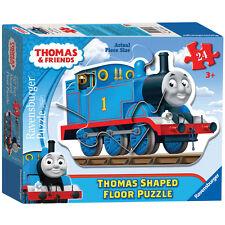 Thomas & Friends Shaped Giant Floor Puzzle 24 Piece Ravensburger Jigsaw