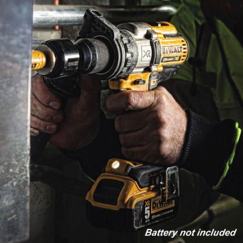 Dewalt DCD996N 18V XR 3-Speed Brushless Hammer Combi Drill With T Stak Case