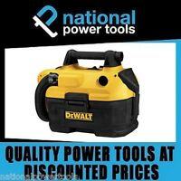 Dewalt Cordless Wet Dry Vacuum Cleaner Dcv580 18 Volt 20 Volt Xrp And Xr