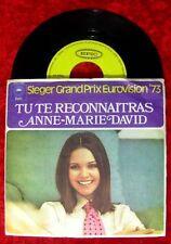 Single Anne Marie David Tu te reconnaitras Grand Prix E