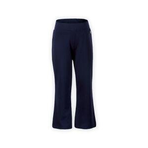 Girls Full Length Jersey Trousers School Uniform Children Straight Legs Bottoms
