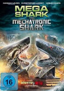 Mega Shark vs. Mechatronic Shark (2014) - NEU - OVP - Kult von THE ASYLUM - Nürnberg, Deutschland - Mega Shark vs. Mechatronic Shark (2014) - NEU - OVP - Kult von THE ASYLUM - Nürnberg, Deutschland