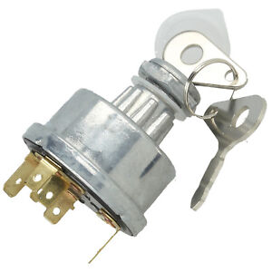 Lucas-35670-128SA-Ignition-Starter-Switch-Fits-Many-Small-Tractors