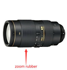 Zoom Rubber Ring Repair Part For Nikon 80-400mm f/4.5-5.6G ED VR Lens camera
