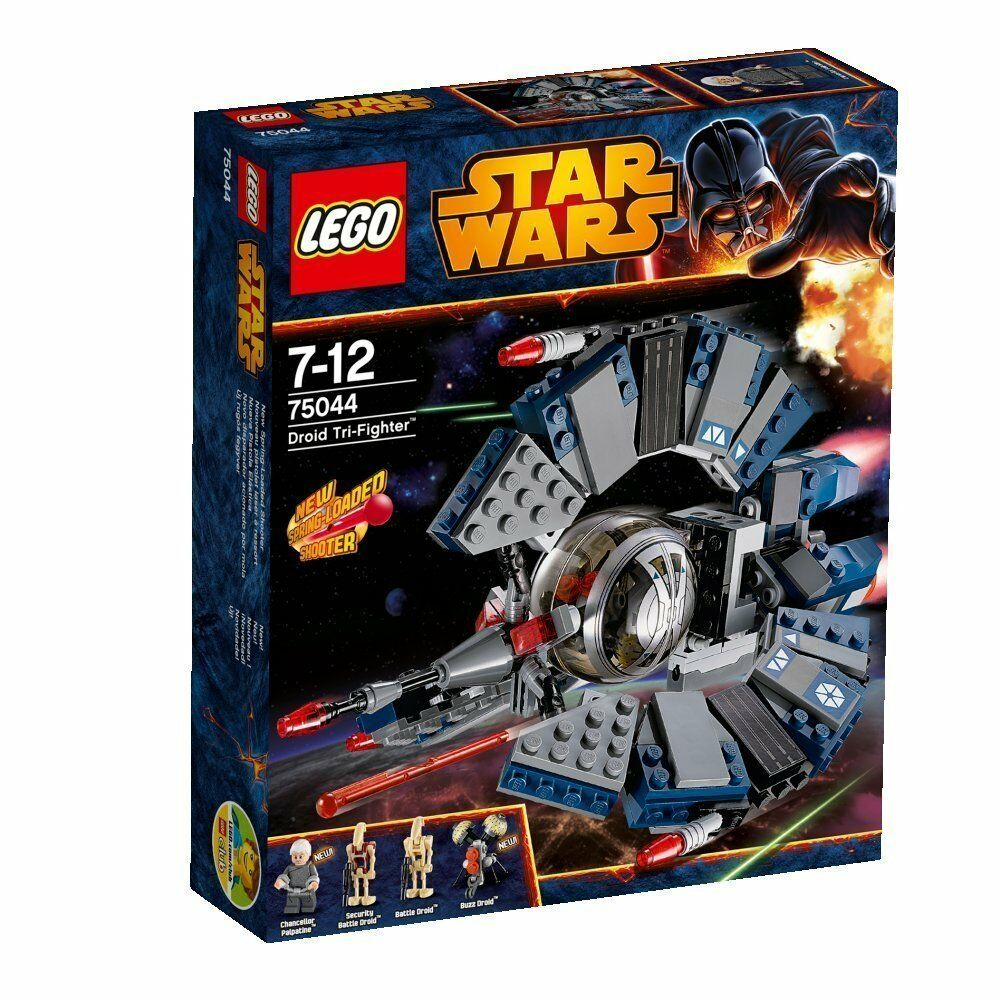 LEGO ® Star Wars ™ 75044 Droid TRI-FIGHTER ™ NUOVO OVP MISB