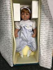 Diane Bucki Porzellan Puppe 68 cm. Top Zustand