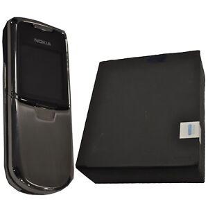 BNIB-Nokia-8800-64MB-Luxury-Silver-Stainless-Steel-Factory-Unlocked-2G-GSM-New