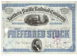 Northern-Pacific-Railroad-Company-1885-Blau