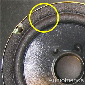 Repairkit-JBL-Control-1-2x-Foam-Surrounds-for-woofer-1x-glue-1x-brush