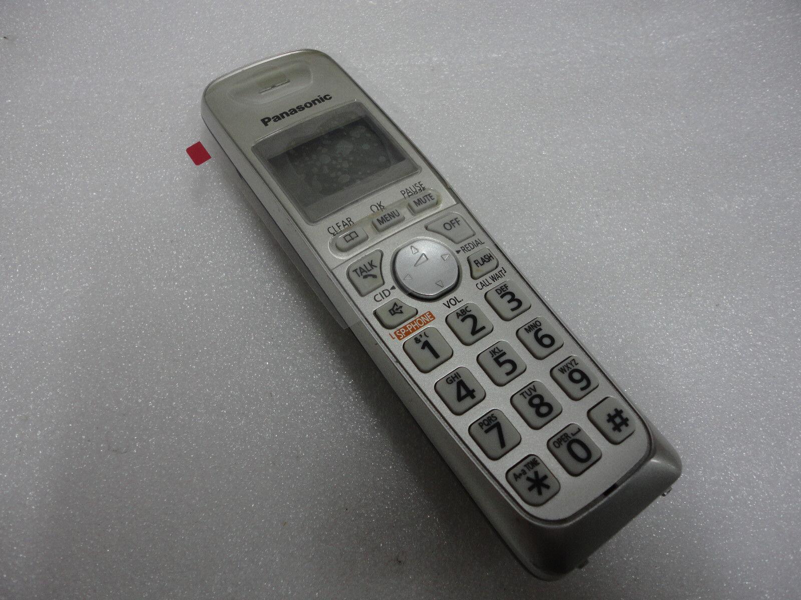 panasonic kx tga401 cordless phone pnlc1010 base pqlv219 adapter ebay rh ebay com