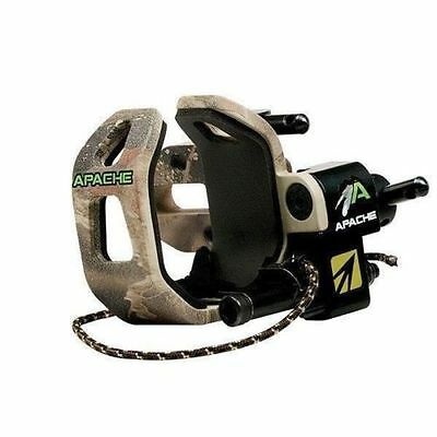New NAP Apache Drop Away Arrow Rest Right Hand Camo New Archery Products 60-969
