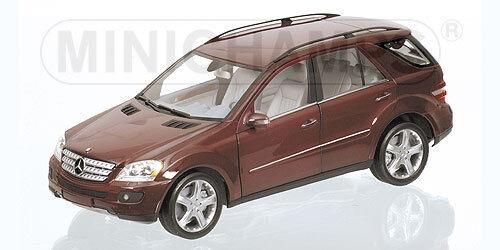 1 18 Mercedes M 2005 1 18 • Minichamps 150034500