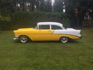 1956 Chevrolet 210 Post