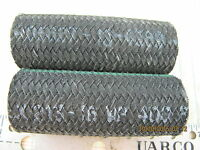 "Lot Of (2) 7/8"" I.d. X 3"" 400 Psi 4 Ply Wire Inserted General Purpose Hose 213-1"