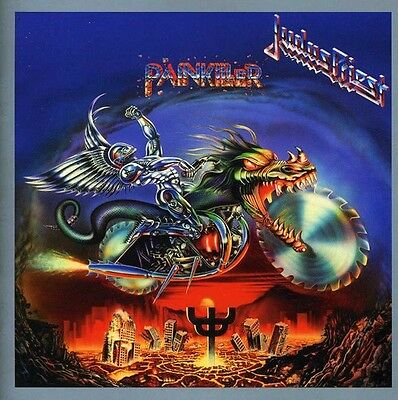 Painkiller - Judas Priest (2002, CD NUOVO)