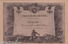# ROMA: CROCE BIANCA- SOC. PUBBLICA ASSISTENZA