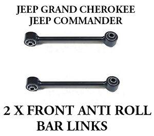 Jeep Commander XK 3.0 4.7 5.7 FRONT UPPER SUSPENSION CONTROL WISHBONE ARMS X 2