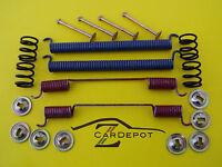 Datsun 280z 1977-78 Drum Brake Springs Hardware Kit Rear 014