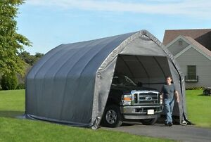 Shelter Logic 13x20x12 62693 SUV/Truck Garage in a box | eBay