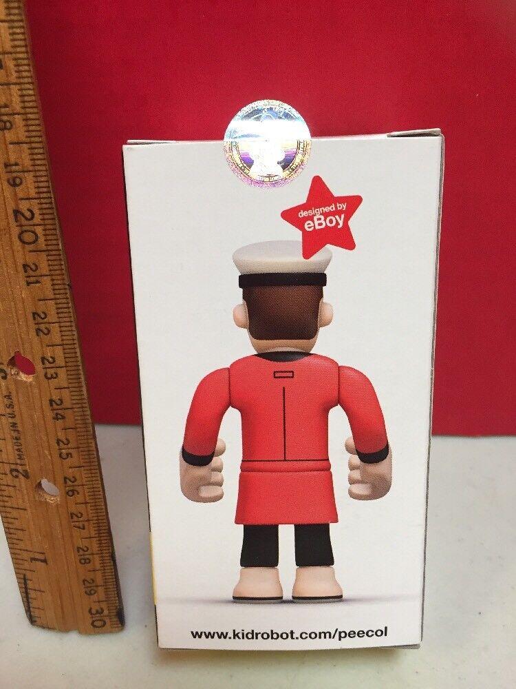 Peecol' HF01 HF01 HF01 Kidrobot EBoy Figure Vinyl Designer Toy ced589