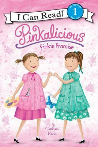 Pinkalicious: Pinkie Promise : By Victoria Kann