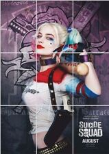 Suicide Squad Film Giant Poster Print  - Harley Quinn- 126cm x 89cm 260gsm