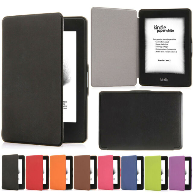 Schutz Hülle Amazon Kindle Paperwhite (6.Generation) Tasche Etui Cover Case 8F
