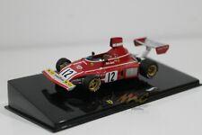 Rare Item Niki Lauda 1:43 Ferrari 312B3-74 1974 #12 Official Licensed With Box