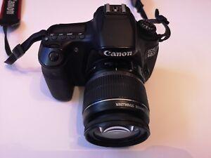 Canon-EOS-60D-18-0MP-Fotocamera-Reflex-Digitale-Nero-EFS-lente-18-55mm
