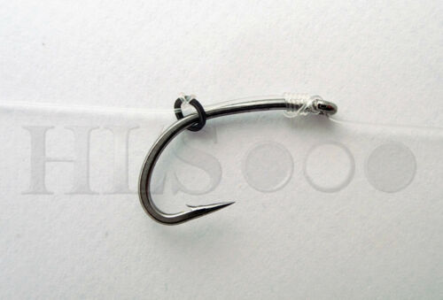 HLS Carp terminal tackle RIG RINGS Round Oval Tear Drop Hair rig Micro ring