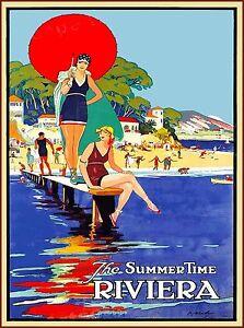 United States Caribbean Bermuda #2 America Travel Advertisement Art Poster