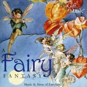 Various-Composers-A-Fairy-Fantasy-CD-2008-NEW-FREE-Shipping-Save-s
