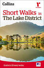 Short Walks in the Lake District by Collins Maps (Paperback, 2014)