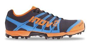 Inov8 X-Talon 200 Grey//Orange//Blue
