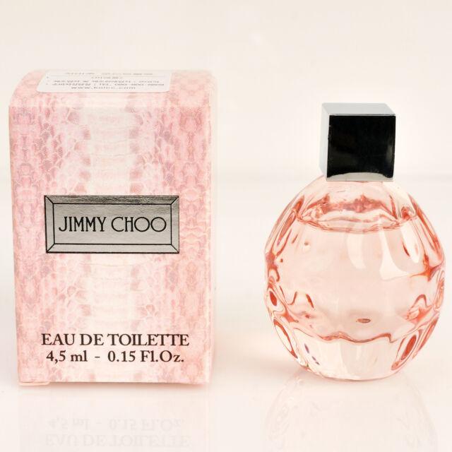 EAU DE TOILETTE by JIMMY CHOO 4.5ml 0.15oz Miniature Women Perfume Fragrance Box