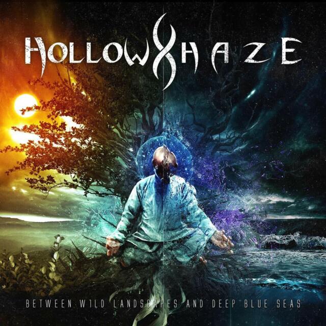 Hollow Haze Between Wild Landscapes and Deep Blue Seas CD NEW
