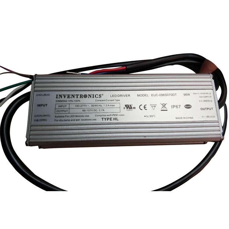 Inventronics EUC- 096S280DT 17-34.2Volt Output LED Dimmable Driver Power