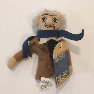 CHOICE Unemployed Philosophers Guild MAGNETIC PERSONALITIES Finger Puppet Magnet