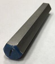 34 Width 304 Stainless Steel Hex Bar Rod 075 X 5 Length