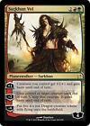 SARKHAN VOL Modern Masters 2013 MTG Gold Planeswalker MYTHIC RARE Dragon