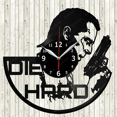 DeadPooL Vinyl Record Wall Clock Decor Handmade 2242