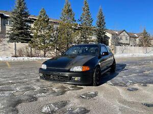 1993 Honda Civic Si