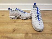 NIKE AIR MAX Plus TN Ultra PlatinumGreyRacer Blue AR4234 001 Men's Size 14 New